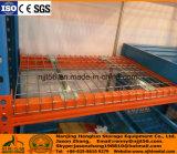 Galvanisé pont en acier treillis soudés pour Rack Storage
