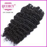 Волосы Peruvian девственницы фабрики человеческих волос гарантированные качеством