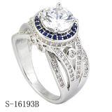 925 de echte Zilveren ImitatieRing van Juwelen
