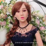 Jl 128cm mini volle Karosserien-japanische realistische Silikon-Liebes-Puppe für Mann