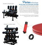 Automatisches Wellengang-Wasser-Filtration-Selbstreinigungs-Spaltölfilter-System für Berieselung