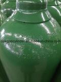 Iso9809-1 47L Gasfles van de Industrie met qf-2g Klep