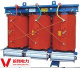 円環形状の変圧器または変流器または乾式の変圧器