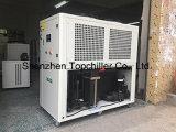 refrigeratore di acqua raffreddato aria 25kw per i getti di acqua