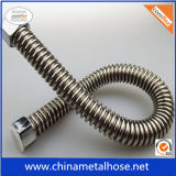 Manguito anular del metal flexible del acero inoxidable