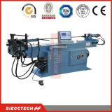 Macchina piegatubi Exhuast del tubo idraulico automatico pieno di CNC di Dw38CNC da vendere