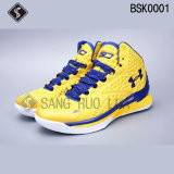 方法様式のバスケットボールは人のための靴そしてブートを遊ばす