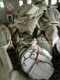 Крышка места автомобиля превосходной подушки сиденья ткани PU кожаный материальной преданной первоначально подходящий, материал кожи места малолитражного автомобиля