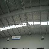 Edificio del salón de muestras del coche del estándar de ISO de la estructura de acero