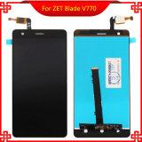 Zteの刃V770のセルLCDパネルのための携帯電話LCD