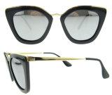Óculos de sol da marca do desenhador de moda