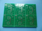 Escoger el PWB de la impedancia del rastro con HASL en controles de acceso