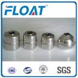 Sfera di galleggiamento magnetica della sfera dell'acciaio inossidabile per l'interruttore di galleggiamento del livello d'acqua