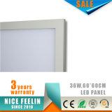 3years保証が付いている600*600mm LED Panellightのための極度の特別価格
