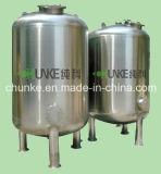 Boîtier de boîtier de crépine d'acier inoxydable de Chunke 15t/H/filtre à manches