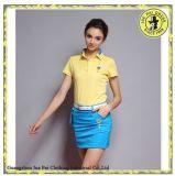 De in het groot Overhemden Van uitstekende kwaliteit van het Polo van Sporten voor Vrouwen