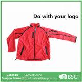 Куртка спорта красных цветов для людей и женщин