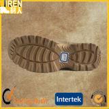 本物のスエード牛革安い安全靴の軍の戦術的な砂漠ブート