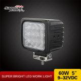 5 '' 60W IP68 nicht für den Straßenverkehr CREE LED Arbeits-Licht