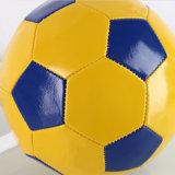 PVCフットボールの球の製造業者を縫う昇進機械