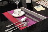 de Lijst van 30*45cm verfraait pvc Placemat van de Isolatie van de Keuken Heet