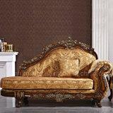أريكة بيضيّة مع خشبيّة أريكة إطار وركب طاولة ([د929ي])