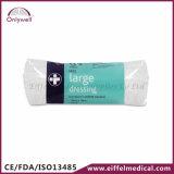 Согласие повязки шлихты раны Hse стерильное большое с стандартом Великобритании BS8599