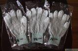 Перчатки S m l волокна углерода напальчника PU Coated
