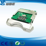 Programa de escritura Half- manual del lector de tarjetas de la inserción IC/RFID