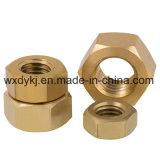 DIN 934 Brass Hexagon Nut