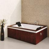 Bañera de acrílico del masaje del torbellino de 2 personas (M-2036A)