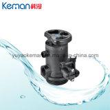 válvula manual del suavizador de agua 2t con el repuesio el agua del suavizador y el tipo de Downflow