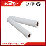 documento di trasferimento di sublimazione di alto tasso di trasferimento di larghezza di 90GSM 1320mm per stampaggio di tessuti di Digitahi