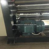 Aufschlitzende und Rückspulenmaschine Hochgeschwindigkeits-PLC-Steuerung für BOPP mit 200m/Min
