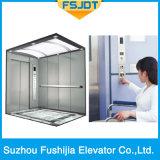 Machine de lit d'hôpital sans chambre Ascenseur avec grand espace