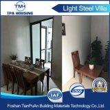 Camera prefabbricata d'acciaio della villa del pannello a sandwich dei 2 pavimenti per la Camera della famiglia
