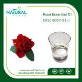100% Óleo de Rosa Pura Atacado, Óleo Essencial de Rosa de Grau Terapêutico