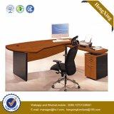 나무로 되는 사무실 책상 책꽂이 컴퓨터 테이블 (HX-FC063)