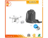 Fantasma 4 Quadcopter + due batterie supplementari + caricatore multifunzionale dell'automobile + dello zaino