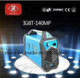 セリウム(IGBT-140MP)が付いているIGBTインバーター溶接工