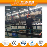 ألومنيوم [فولدينغ دوور], يتوفّر في ألوان مختلفة من [غنغدونغ] [وي] ألومنيوم مصنع