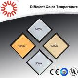 600 * 600m m 36W cuadrados llevó la luz del panel