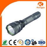18650 lúmen tático da lanterna elétrica 5000 do diodo emissor de luz do CREE de alumínio recarregável