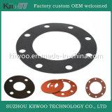 Uitstekende kwaliteit die in Pakking van de O-ring van het Silicone van China de Rubber wordt gemaakt
