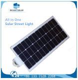 Mono кристаллический датчик все помина панели солнечных батарей 20W в одном солнечном уличном свете СИД