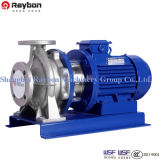 Pompe de transfert de l'eau de pompe aspirante de fin de pompe centrifuge