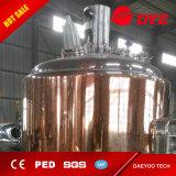 caldaia di Brew della macchina della fabbrica di birra 1000L/fermentatore di rame rosso della birra/serbatoi luminosi della birra