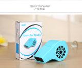 De mini de lucht-Voorwaarde van de Ventilator van het Fluitje van de Ventilator van Sporten Ventilator van de Ventilator USB