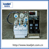 Leadjet 1-4 линий печатная машина трубы PVC Inkjet Cij