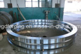 Anello d'acciaio forgiato caldo AISI1045